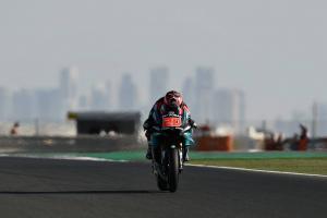 Qatar MotoGP test - Day 1 as it happened