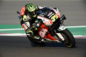Crutchlow: Nice to have that feeling back