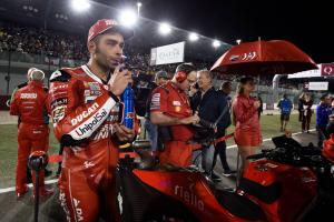 Petrucci: They try to stop us, instead they copy