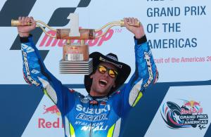 'Incredible' debut victory for Rins