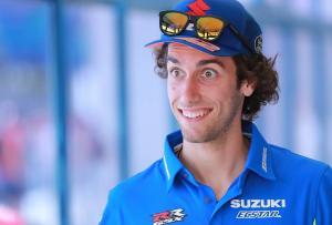 Rins: 'I need to say sorry to Suzuki…'