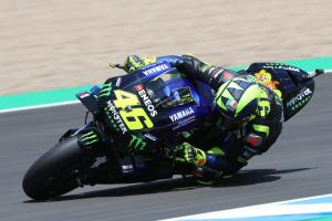 Rossi: 'Nothing life changing'