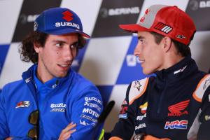 Rins: 'Marquez has no respect for other riders'