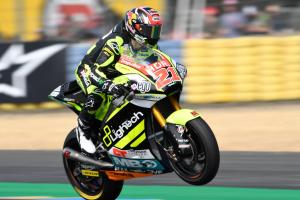 Moto2 Silverstone - Free Practice (1) Results