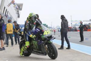 Rossi 'very happy' with Saturday turnaround