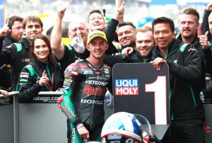 'Absolutely delighted' - McPhee makes history for Sepang