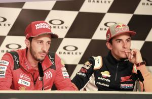 Marquez warns Honda can upset Ducati on home soil
