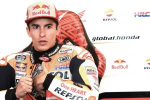 Marquez: Today shows we don't have easiest bike