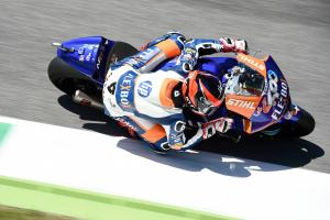 Moto2 Mugello - Free Practice (3) Results