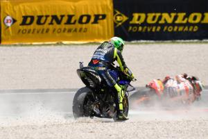 Rossi: 'One of worst weekends for long time'