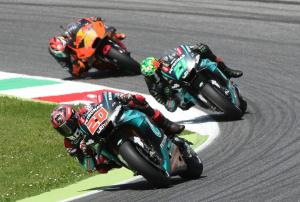Pace deserts Quartararo as race fails to live up to front row hype