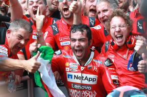 Mugello hero Petrucci 'thought of quitting'