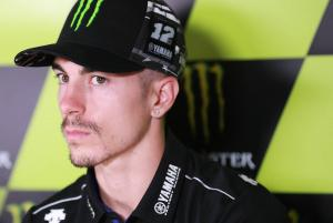 'Frustrated' Vinales: We prepare good then race changes so much
