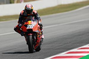 Dani Pedrosa joins Tech3 for Valencia test
