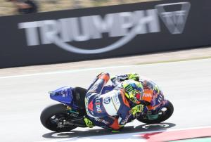 Moto2 Assen - Warm-up Results