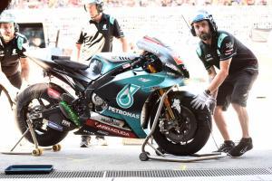 As it happened: Petronas Yamaha 2020 MotoGP team launch