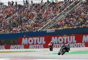Dutch MotoGP - Race Results