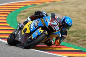 Moto2 Sachsenring - Race Results