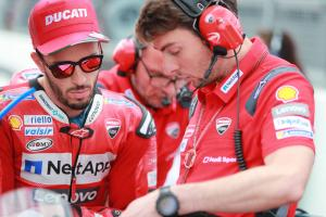 Dovizioso: Ducati needs a strategy for the future