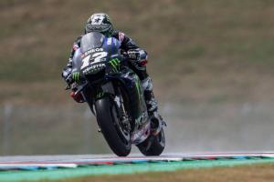 Vinales 'not disappointed – we gambled'