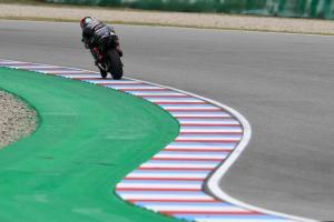 Brno MotoGP test times - Monday (1pm)