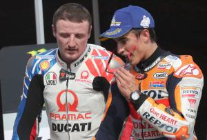 Miller: I needed binoculars to see Marquez after first lap!