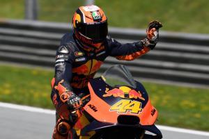 Pol Espargaro set for Thailand MotoGP after wrist injury
