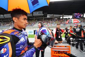 Syahrin fit for Silverstone return