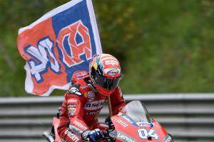 Dovizioso: MotoGP title still open but very difficult