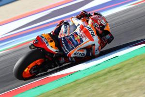 Misano MotoGP - Warm-up Results