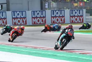 Rossi, Morbidelli talk difference to Quartararo