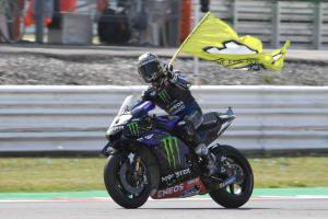 """Vinales """"getting closer, risking everything"""""""