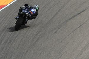 Vinales: My focus is on new parts rather than fast laps