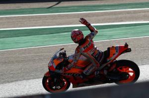 Aragon MotoGP - Full Qualifying Results