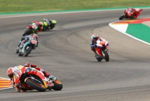 Marquez: Thailand first match point, strange to see Yamahas fade
