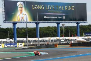 Buriram: MotoGP Championship standings