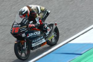 Moto3 Buriram - Warm-up Results