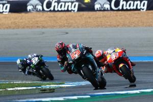 "Quartararo ""a little better"" with Yamaha RPM increase"