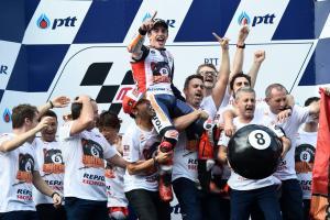 Marquez names targets for rest of 2019 MotoGP campaign