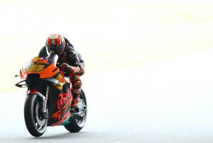 Espargaro: KTM suffering in colder conditions
