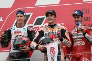 MotoGP 2019: End of Season Ratings