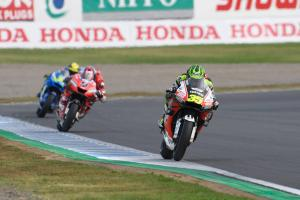 Crutchlow: I never had fantastic pace