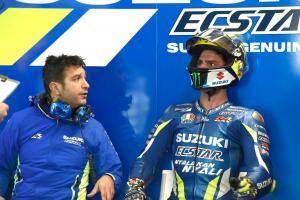 """Mir injury forced him to """"start again"""" – Suzuki"""