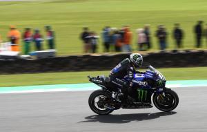 Australian MotoGP - Warm-up Results