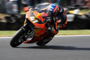 Moto2 Phillip Island - Warm-up Results