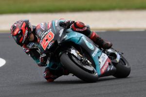 Australian MotoGP - Qualifying (1) Results