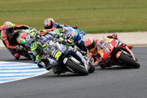 Crutchlow on podium after being 'haunted' by Phillip Island crash