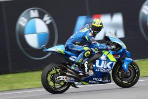 Mir surprise leader in Malaysian MotoGP warm-up