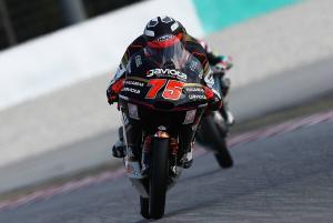 Moto3 Sepang - Warm-up Results