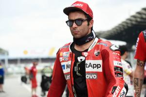 Ducati: Petrucci dip in form after contract renewal a coincidence